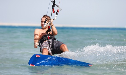 One-Hour Kiteboarding Lesson for One or Two at Boost Kiteboarding (55% Off)