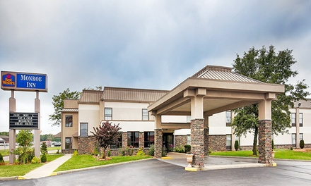 Groupon Deal: Stay at Best Western Monroe Inn in Monroe, OH; Dates into June