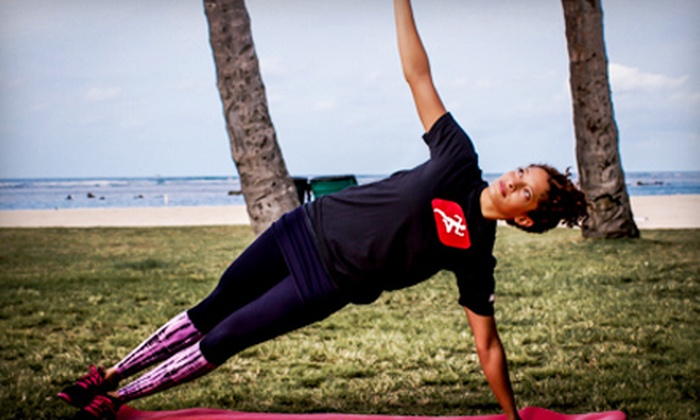 Team Move - Honolulu: 8 or 16 Yoga Classes at Team Move (Up to 75% Off)