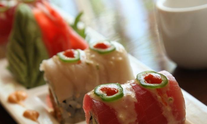 Roka - Lower Roxbury: Modern Asian Cuisine at Roka (Half Off). Two Options Available.