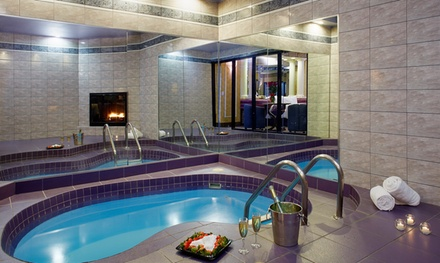 Adults-Only Stay with Optional All-Inclusive Package at Paradise Stream in Mount Pocono, PA. Dates into July.