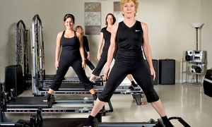 Passport Pilates: 5, 10, 15 Pilates Reformer Classes at Passport Pilates (Up to 54%Off)