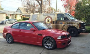 Detail Wagon: $202 for $450 Worth of Exterior Auto Wash and Wax — Detail Wagon