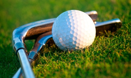 18-Hole Round of Golf with Cart and Range Balls for Two or Four at Pagosa Springs Golf Course (Up to 45% Off)