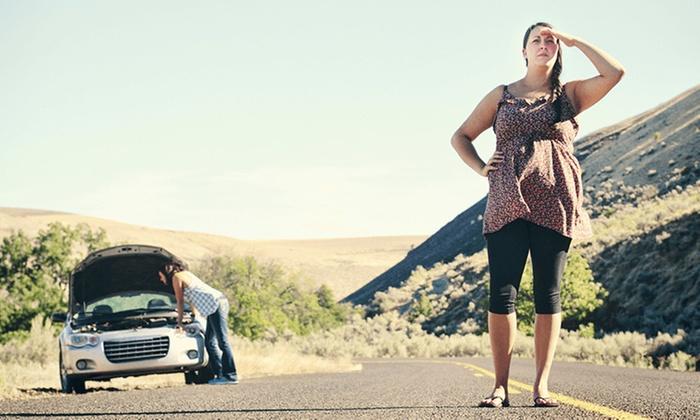 Roadside-Assistance Program - Allstate Motor Club | Groupon