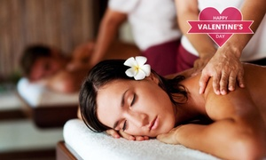 Ruby's Ethnic Flair: Ruby's Spa Packages with Bubbly and Chocolates from R425 for Two at Ruby's Ethnic Flair (Up to 65% Off)