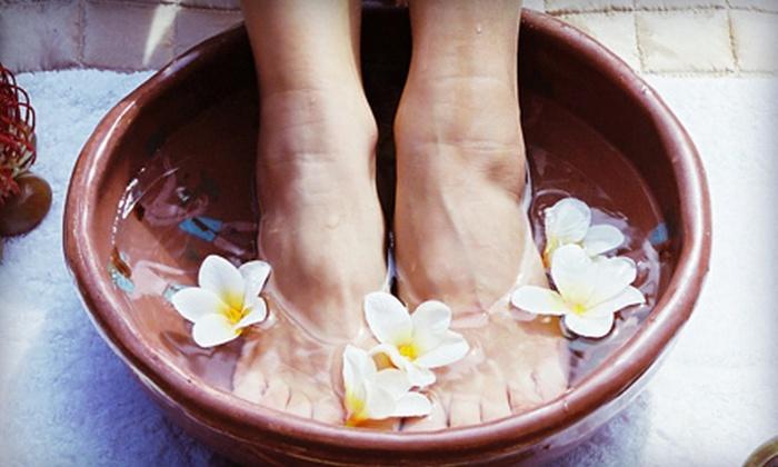 Holistic Healing Health - Colorado Springs: $20 for an Ionic-Detox Footbath at Holistic Healing Health ($50 Value)