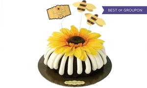 Nothing Bundt Cake: $13 for $20 Toward Hand-Decorated Bundt Cakes at Nothing Bundt Cakes