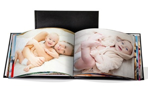 A5 Landscape Leather Photobook