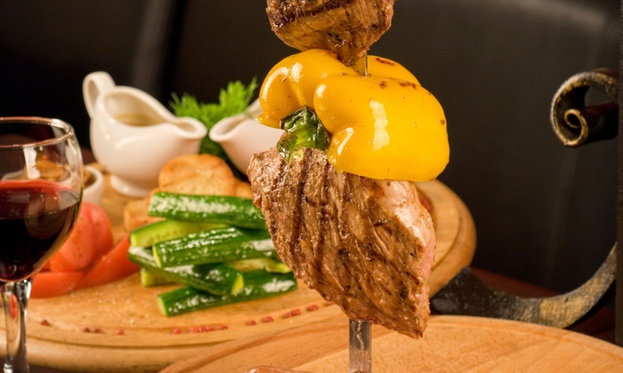 Zebú Grill - New York: $49.50 for a Prix Fixe Brazilian Dinner for Two at Zebú Grill ($107.80 Value)