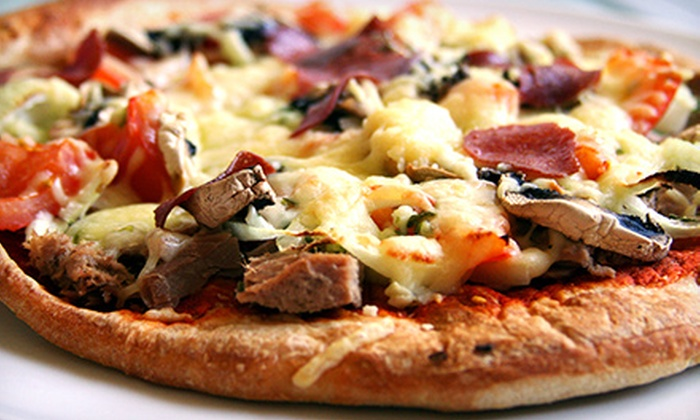 Extreme Pizza - Liberty Area: $15 for Three Groupons, Each Good for $10 Worth of Pizza at Extreme Pizza ($30 Total Value)