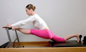 Performance Pilates: One Private and One or Three Small-Group Pilates Reformer Classes at Performance Pilates (Up to 53% Off)