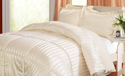 Kathy Ireland Reversible Down-Alternative Comforter Sets from $29.99–$39.99