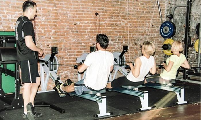 Genesis Fitness - CrossFit West Petaluma: 10 or 20 CrossFit Classes at Genesis Fitness (Up to 77% Off)