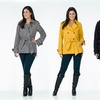 G.E.T. Women's Jacket or Half Trench