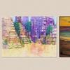 """24""""x18"""" Pointillism Art Prints"""