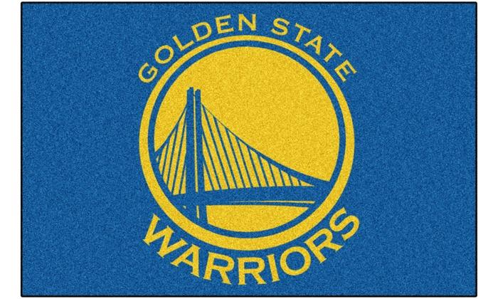 Golden State Warriors Starter Mat: Golden State Warriors Starter Mat