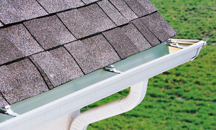 Heritage Painters - Kitchener - Waterloo: C$109 for a Full Gutter Cleaning and Rinsing from Heritage Painters (C$379 Value)