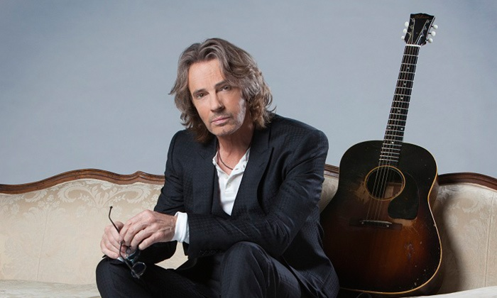 Rick Springfield – Stripped Down - The Criterion:  Rick Springfield – Stripped Down on Saturday, April 9, at 8 p.m.
