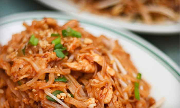 Bangkok Cuisine - Bloomfield Hills: $15 for $30 Worth of Thai Dinner at Bangkok Cuisine