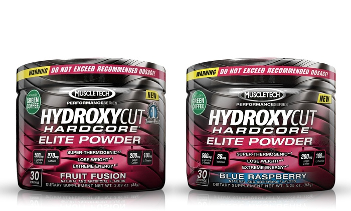 Hydroxycut Hardcore Elite Weight-Loss Supplement: 30-Day Supply of ...: https://www.groupon.com/deals/gg-hydroxycut-hardcore-elite-weight...