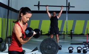 Tough Temple Crossfit: One Month of CrossFit Training at Tough Temple Crossfit (Up to 61% Off)