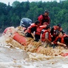 50% Off Two-Person River Rafting Trip