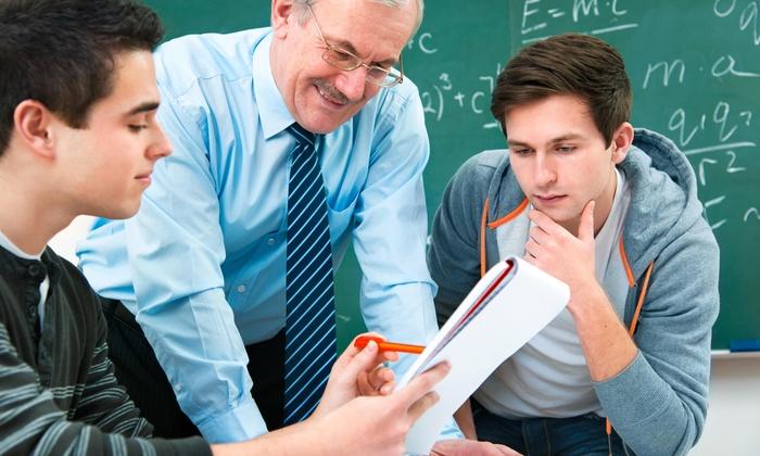Mtgk Institute East Plano - Dallas: A Tutoring Session from MTGK Math of East Plano (40% Off)