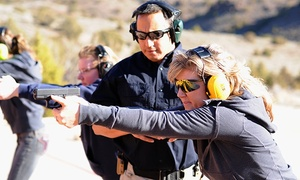 HOG Tactical: Up to 52% Off CCW or Hand Gun Familiarization  at HOG Tactical