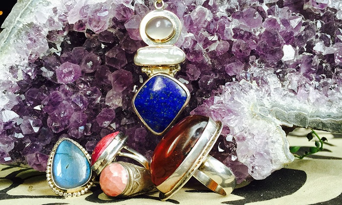 Grounded Gems and Jewelry - Hale: $30 for $55 Worth of Jewelry — Grounded Gems and Jewelry