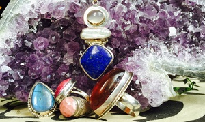 Grounded Gems and Jewelry: $30 for $55 Worth of Jewelry — Grounded Gems and Jewelry