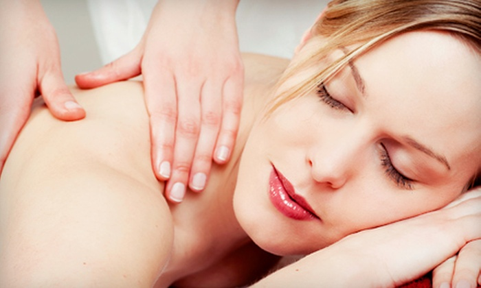 Jessica Gulovsen at Dulce Spa & Salon - University: 60-Minute Deep-Tissue, Aromatherapy, or Hot-Stone Massage from Jessica Gulovsen at Dulce Spa & Salon (Up to 53% Off)
