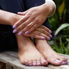 Up to 40% Off Pedicure or No-Chip Manicures