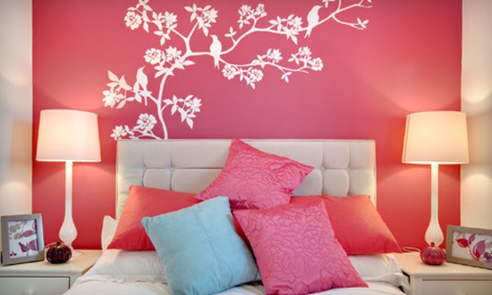 Today Painters - New York City: Wall Mural with Option of One Room of Painting from Today Painters (Up to 53% Off)