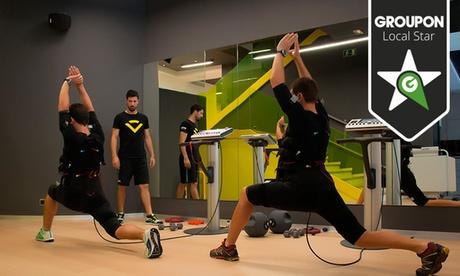 2 o 4 sesiones de electroestimulación muscular con entrenador personal desde 29 € en Nytta