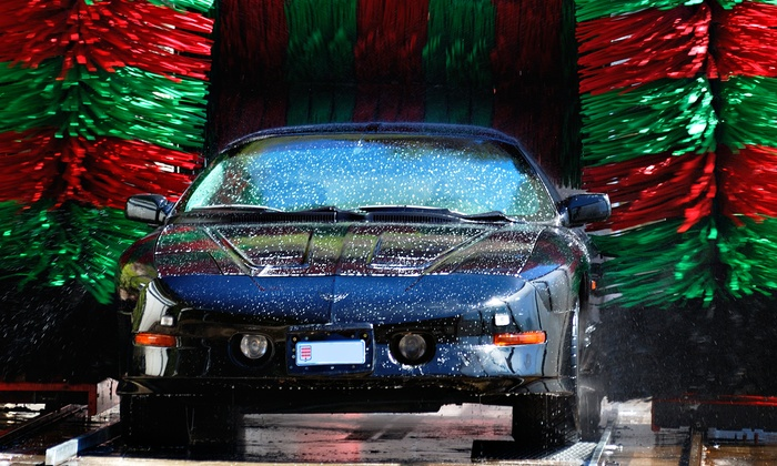 Mr. Bubble Auto Spa - Ypsilanti: Three or Six Groupons, Each Good for One Ultra Shine Car Wash with Rain-X at Mr. Bubble Auto Spa (Up to 54% Off)