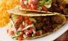 63% Off Mexican Food at La Puente
