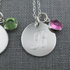 Up to 69% Off Personalized Initial Necklaces