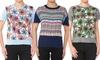 Women's Summer Knit Tops