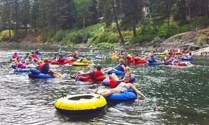 Leavenworth Outdoor Center: $22 for a River Tubing Trip for Two from Leavenworth Outdoor Center ($40 Value)