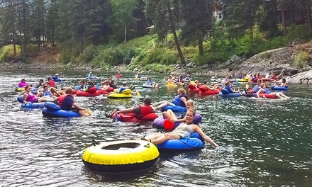 $22 for a River Tubing Trip for Two from Leavenworth Outdoor Center ($40 Value)