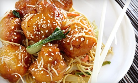 Chinese and Japanese Food at Hunan West (Half Off)