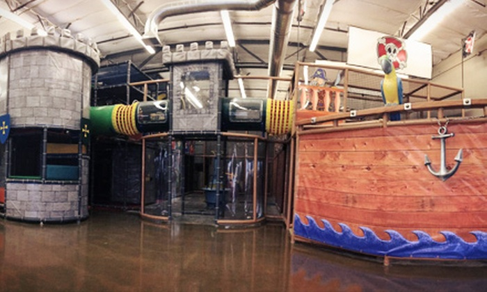 Dizzy Castle - Orchards Area: $5 for $10 Worth of Indoor Play-Area Visits at Dizzy Castle