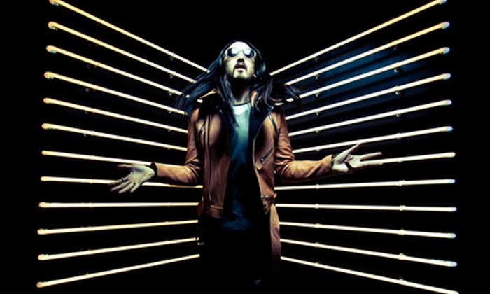 Monster Block Party with Steve Aoki, Borgore, & Waka Flocka - Nashville: Monster Block Party with Steve Aoki, Borgore & Waka Flocka at 12th Street Pavilion on October 26 (Up to 44% Off)