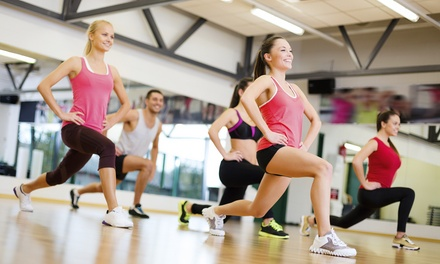 5 or 10 Group Fitness Classes at Pure Physique (Up to 83% Off)