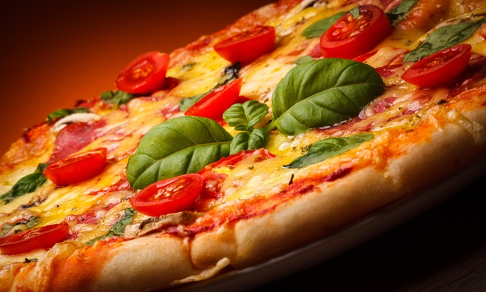 Pizza Man - Pizza Man: One One Pizza with Purchase of One Pizza at Pizza Man