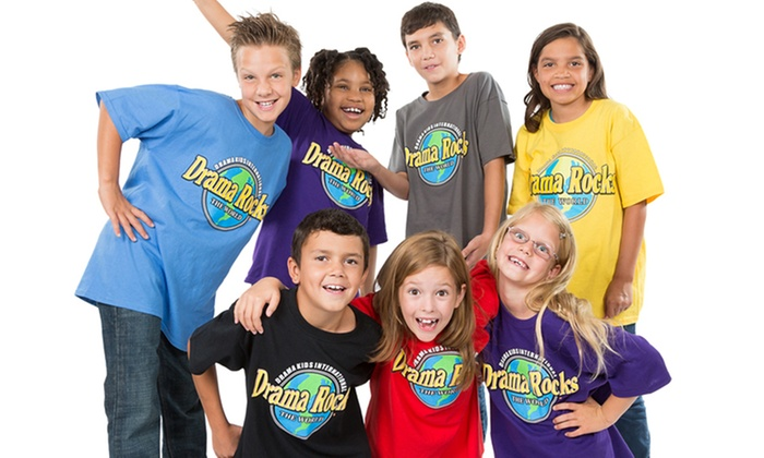 Drama Kids San Diego - Multiple Locations: Six-Hour Day Camp at Drama Kids Of San Diego (45% Off)