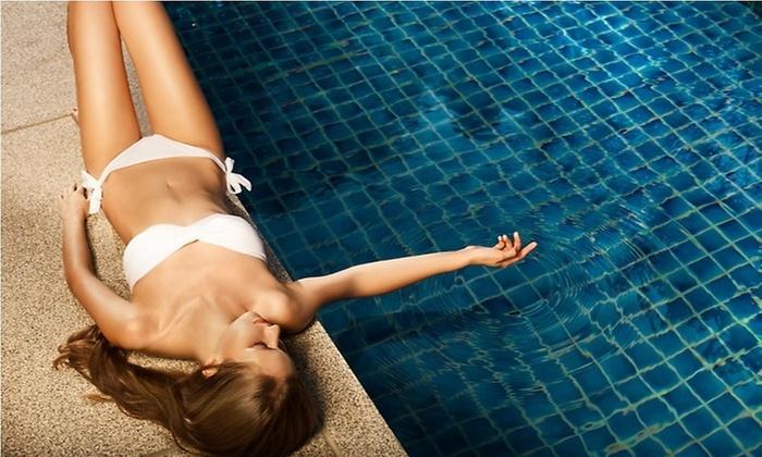 Badri Brows & Spa - Badri Brows and Spa: Up to 54% Off Brazilian Wax at Badri Brows & Spa