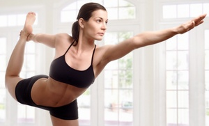 Warrior Academy Yoga: 10 or 20 Yoga Classes at Warrior Academy Yoga (Up to 48% Off)