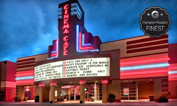 Cinema Cafe - Riverdale Premiere: $7 for $15 Worth of Food and Drink at Cinema Cafe